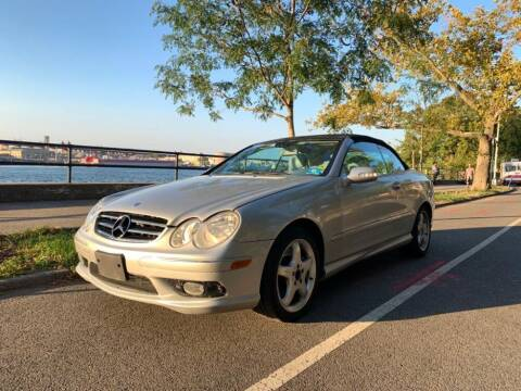 2004 Mercedes-Benz CLK500 for sale at Gullwing Motor Cars Inc in Astoria NY