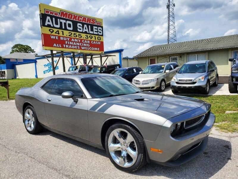2012 Dodge Challenger for sale at Mox Motors in Port Charlotte FL