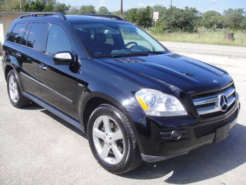 2009 Mercedes-Benz GL-Class for sale at Coleman Auto Group in Austin TX