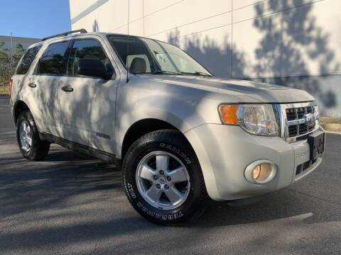 2008 Ford Escape for sale at PM Auto Group LLC in Chantilly VA