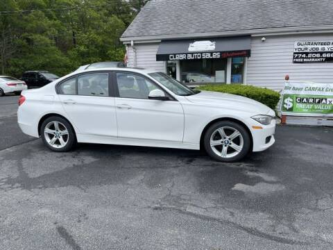 2013 BMW 3 Series for sale at Clear Auto Sales in Dartmouth MA