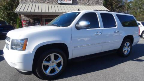 2012 Chevrolet Suburban for sale at Driven Pre-Owned in Lenoir NC
