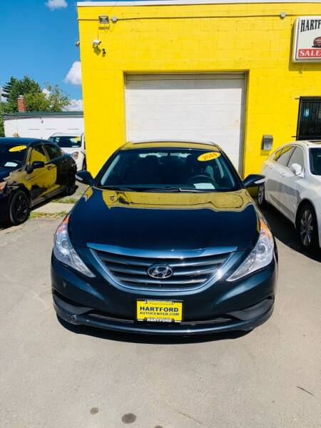 2014 Hyundai Sonata for sale at Hartford Auto Center in Hartford CT