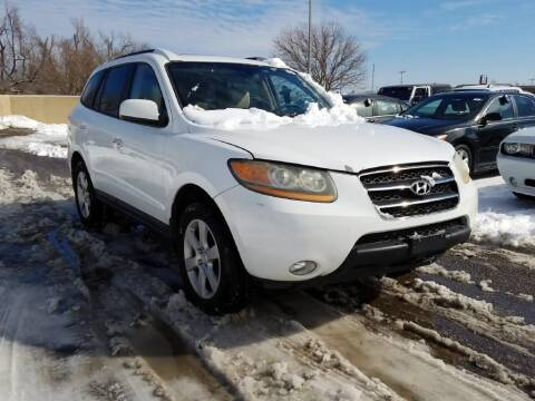 2009 Hyundai Santa Fe for sale at Buy Here Pay Here Lawton.com in Lawton OK