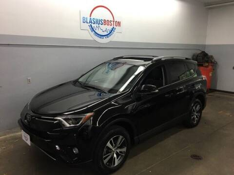 2018 Toyota RAV4 for sale at WCG Enterprises in Holliston MA