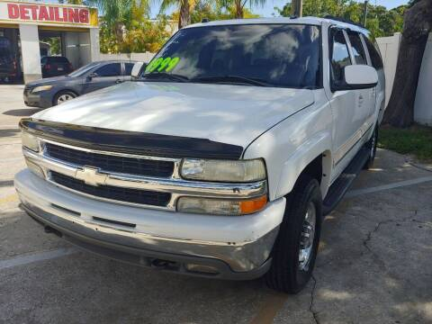 2004 Chevrolet Suburban for sale at Autos by Tom in Largo FL