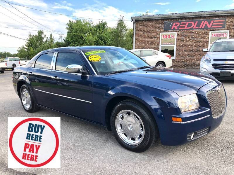2006 Chrysler 300 for sale at Redline Motorplex,LLC in Gallatin TN