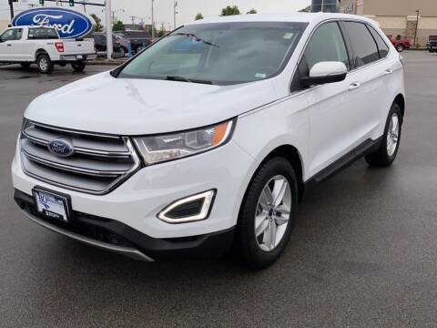2016 Ford Edge for sale at St. Louis Used Cars in Ellisville MO