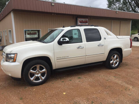 2013 Chevrolet Avalanche for sale at Palmer Welcome Auto in New Prague MN