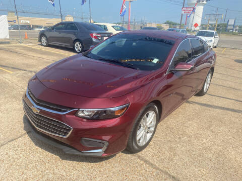2018 Chevrolet Malibu for sale at 2nd Chance Auto Sales in Montgomery AL