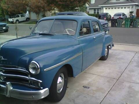 1950 Plymouth Deluxe for sale at Haggle Me Classics in Hobart IN
