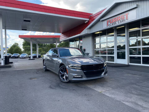 2018 Dodge Charger for sale at Furrst Class Cars LLC in Charlotte NC