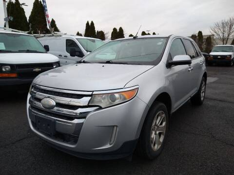 2011 Ford Edge for sale at P J McCafferty Inc in Langhorne PA