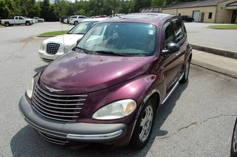 2002 Chrysler PT Cruiser for sale at Modern Motors - Thomasville INC in Thomasville NC