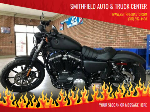 2020 Harley-Davidson 883 IRON Sportster for sale at Smithfield Auto & Truck Center in Smithfield VA