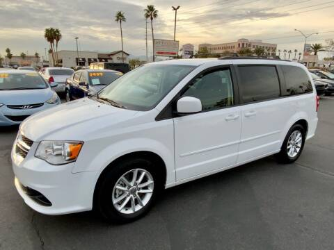 2016 Dodge Grand Caravan for sale at Charlie Cheap Car in Las Vegas NV