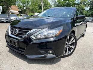 2016 Nissan Altima for sale at Rockland Automall - Rockland Motors in West Nyack NY