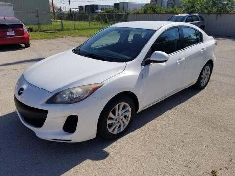 2012 Mazda MAZDA3 for sale at Key City Motors in Abilene TX