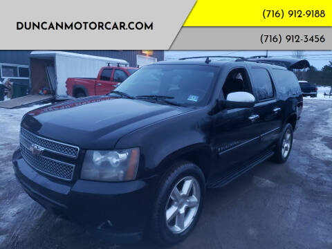 2008 Chevrolet Suburban for sale at DuncanMotorcar.com in Buffalo NY
