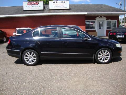 2010 Volkswagen Passat for sale at G and G AUTO SALES in Merrill WI