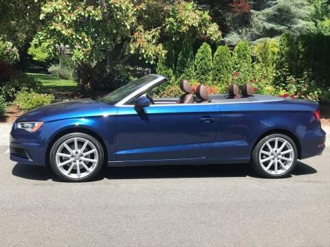 2016 Audi A3 for sale at GO AUTO BROKERS in Bellevue WA