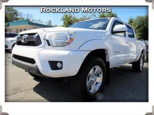 2013 Toyota Tacoma 4x4 V6 4dr Double Cab 5.0 ft SB 5A - West Nyack NY