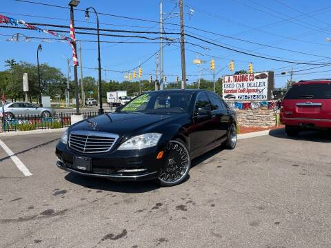 2011 Mercedes-Benz S-Class for sale at L.A. Trading Co. Woodhaven in Woodhaven MI