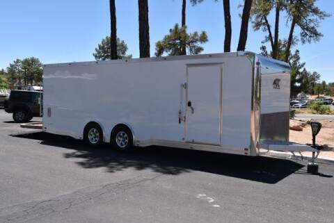 2021 ATC QUEST 24ft 8.5x24 ENCLOSED for sale at Choice Auto & Truck Sales in Payson AZ