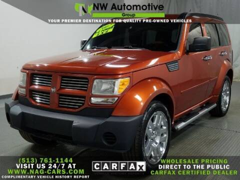 2007 Dodge Nitro for sale at NW Automotive Group in Cincinnati OH