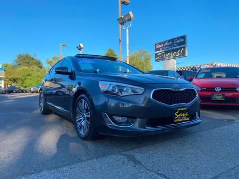 2014 Kia Cadenza for sale at Save Auto Sales in Sacramento CA