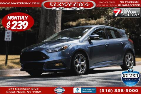 2018 Ford Focus for sale at European Masters in Great Neck NY
