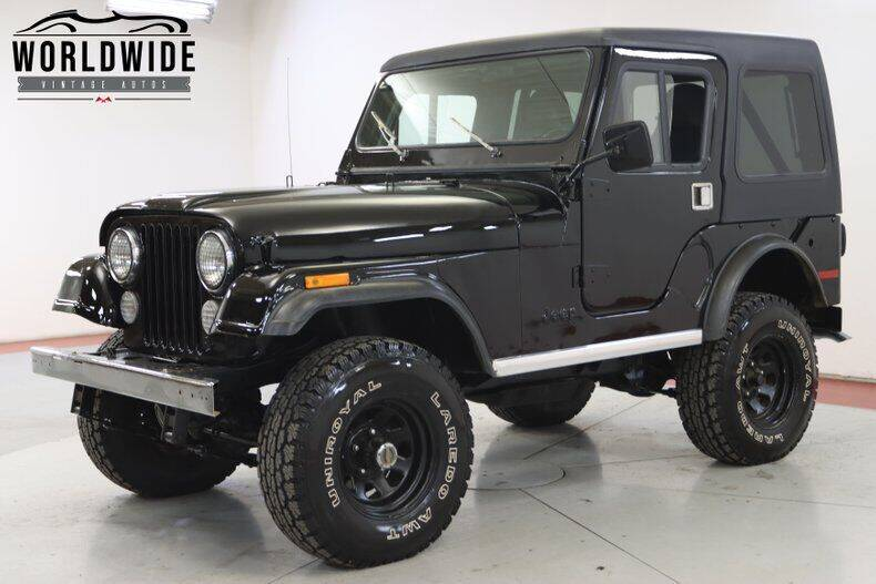 Used Jeep Cj 5 For Sale In Utah Carsforsale Com