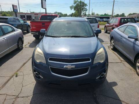 2011 Chevrolet Equinox for sale at All State Auto Sales, INC in Kentwood MI