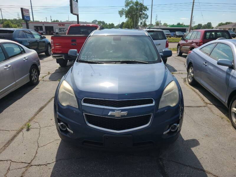 2011 Chevrolet Equinox for sale in Kentwood, MI