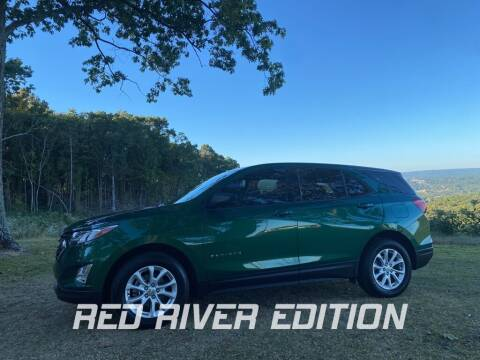 2018 Chevrolet Equinox for sale at RED RIVER DODGE - Red River of Malvern in Malvern AR
