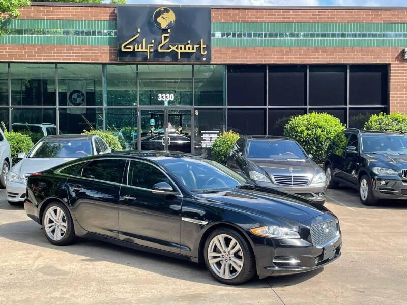 2014 Jaguar XJL for sale in Charlotte, NC
