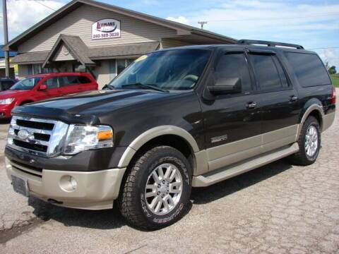 2008 Ford Expedition EL for sale at Lehmans Automotive in Berne IN