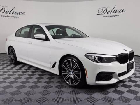 2020 BMW 5 Series for sale at DeluxeNJ.com in Linden NJ