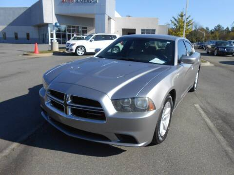 2016 Dodge Charger for sale at Auto America in Charlotte NC