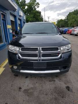 2013 Dodge Durango for sale at Drive Auto Sales & Service, LLC. in North Charleston SC