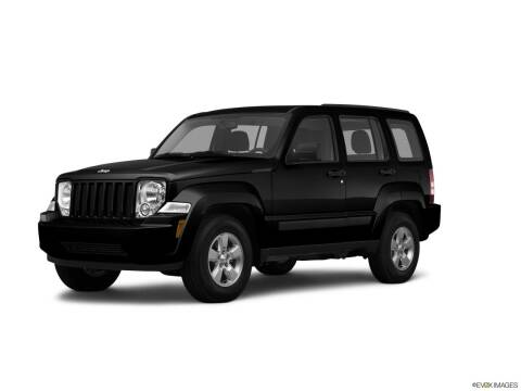 2012 Jeep Liberty for sale at FRED FREDERICK CHRYSLER, DODGE, JEEP, RAM, EASTON in Easton MD