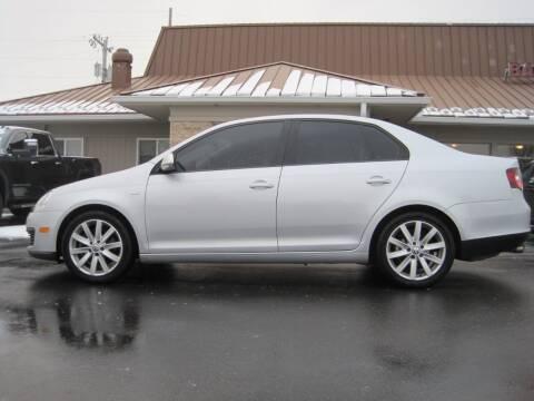2010 Volkswagen Jetta for sale at Motors Inc in Mason MI