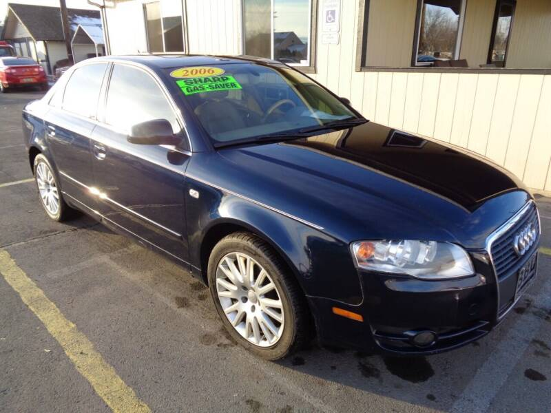 2006 Audi A4 for sale at BBL Auto Sales in Yakima WA