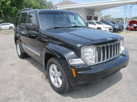 2011 Jeep Liberty for sale at St. Mary Auto Sales in Hilliard OH