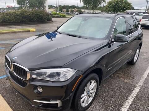 2015 BMW X5 for sale at JOE BULLARD USED CARS in Mobile AL
