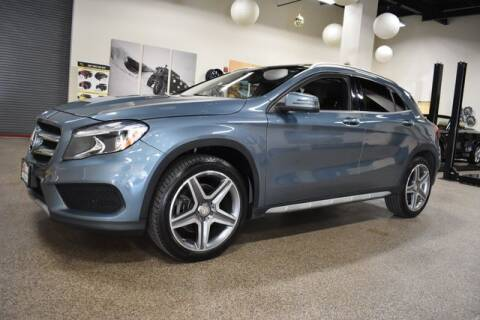 2015 Mercedes-Benz GLA for sale at DONE DEAL MOTORS in Canton MA