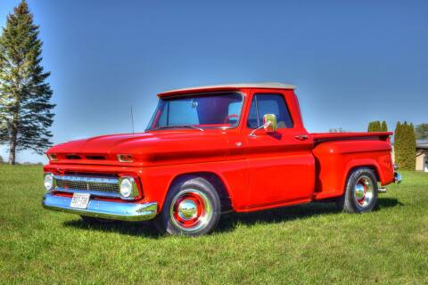 1965 Chevrolet C/K 10 Series for sale at Hooked On Classics in Watertown MN