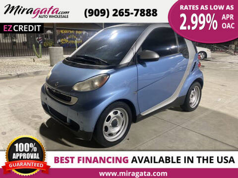 2011 Smart fortwo for sale at Miragata Auto in Bloomington CA