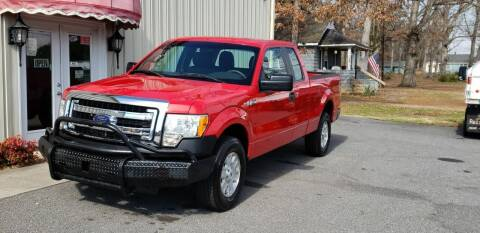 2010 Ford F-150 for sale at Bethlehem Auto Sales LLC in Hickory NC