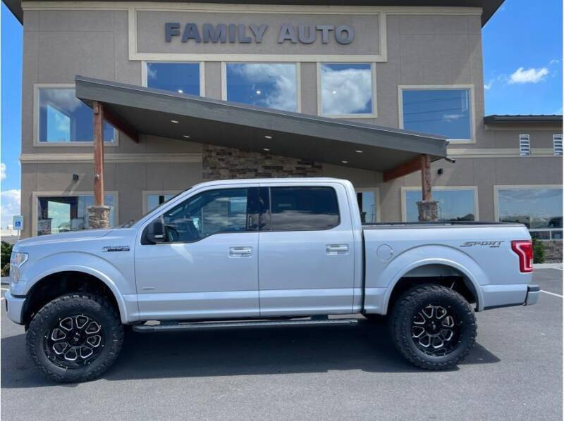 2016 Ford F-150 for sale at Moses Lake Family Auto Center in Moses Lake WA